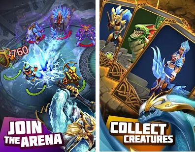 Etherlords (Arena) Mod apk data