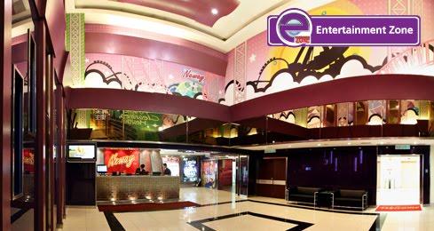 Environmental design about 1 utama shopping centre for Koi 1 utama
