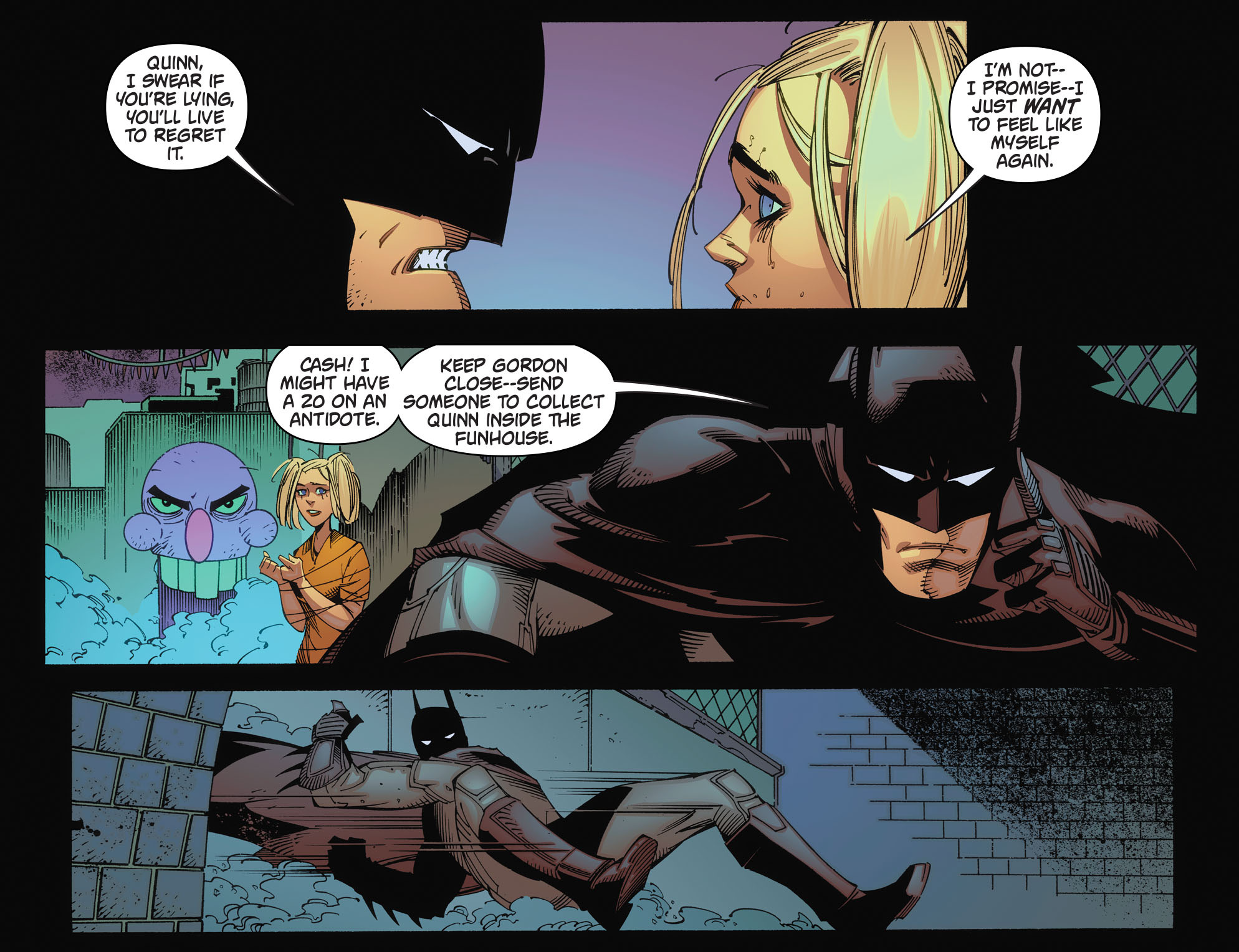 Batman: Arkham Knight [I] Issue #5 #7 - English 19