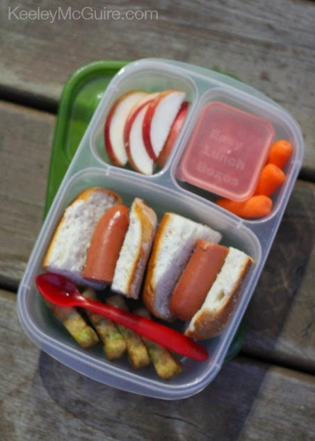 Gluten free allergy friendly lunch made easy weekly school sure hot dogs arent the greatest things in the world but hey its a rare lunch box filler lol forumfinder Images