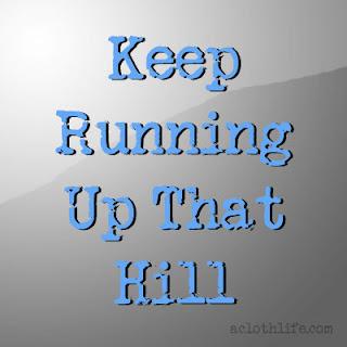 running hills inspiration