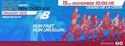 15 New Balance en Ciudad de la Costa (15/nov/2015)
