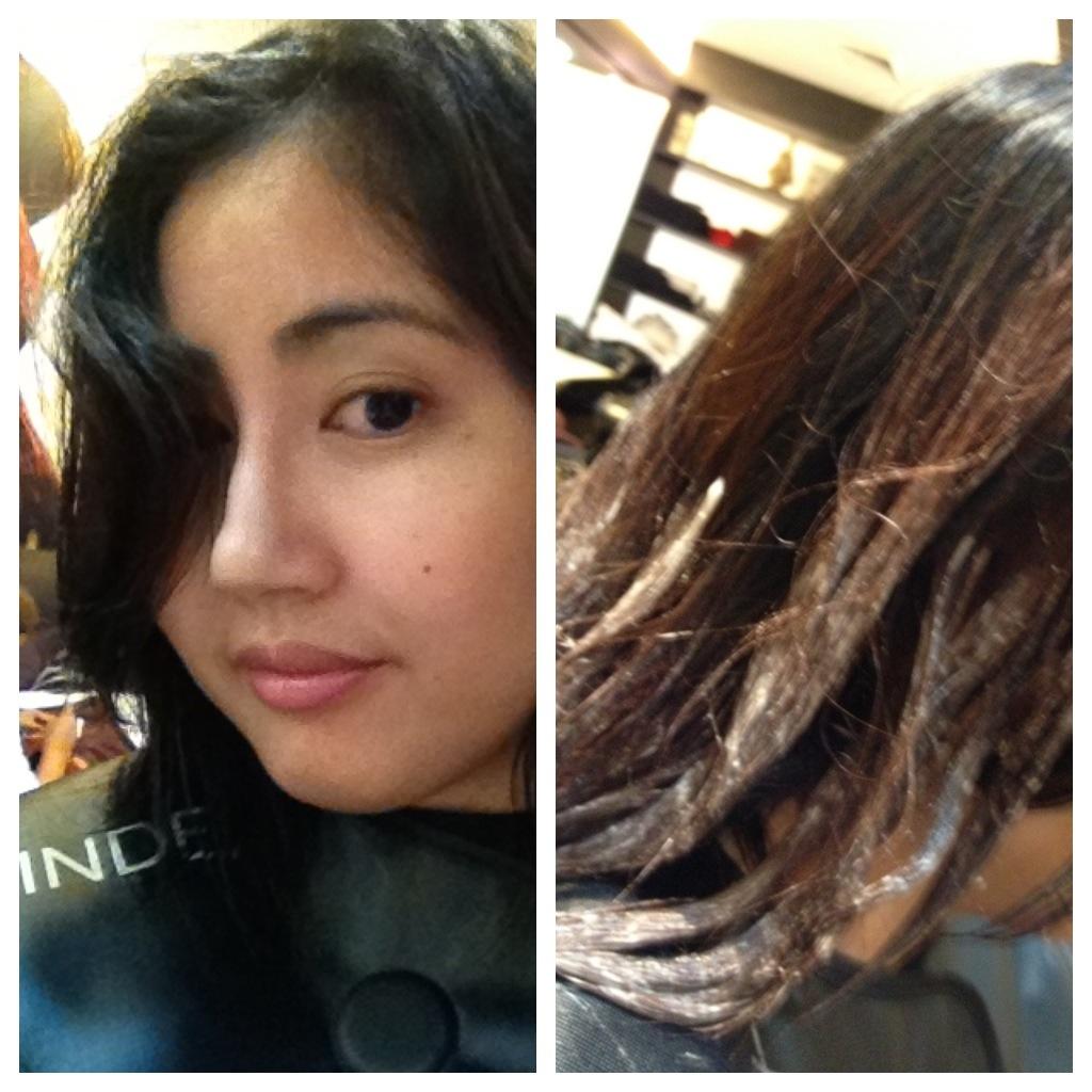 Success Hair Color Correction