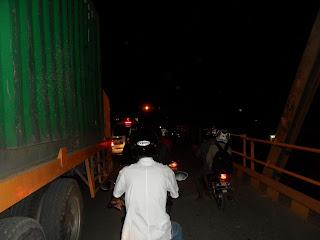 penyebab kemacetan lalu lintas