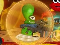 Alien Vs Robot | Juegos15.com