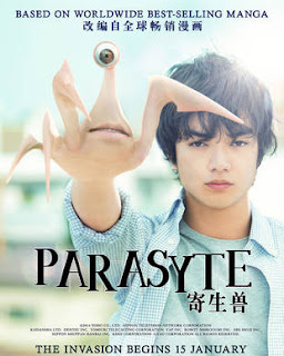 Download Parasyte Part 1 (2014) Subtitle Indonesia
