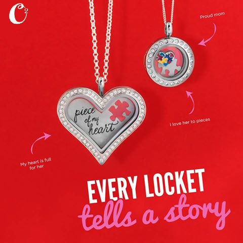 Every Origami Owl Living Locket Tells an Awesome Story | Come create your story today at StoriedCharms.com