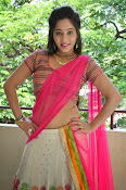 Mitra photo shoot in half saree-thumbnail-7