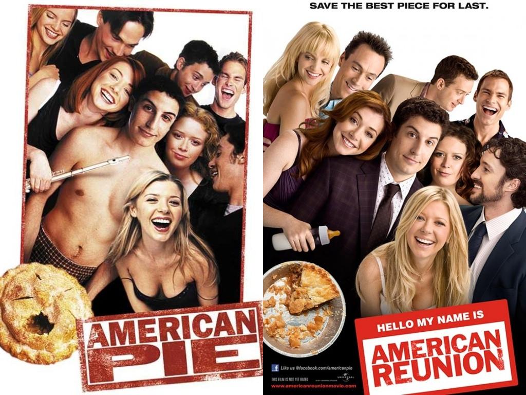 American Pie boda