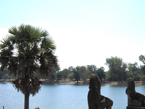 Water Bassin at Angkor