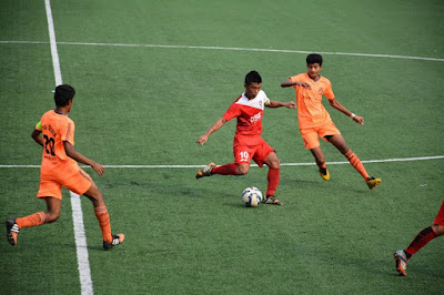 U-18 i-League 2015 Results