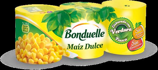 maiz bonduelle ensaladera