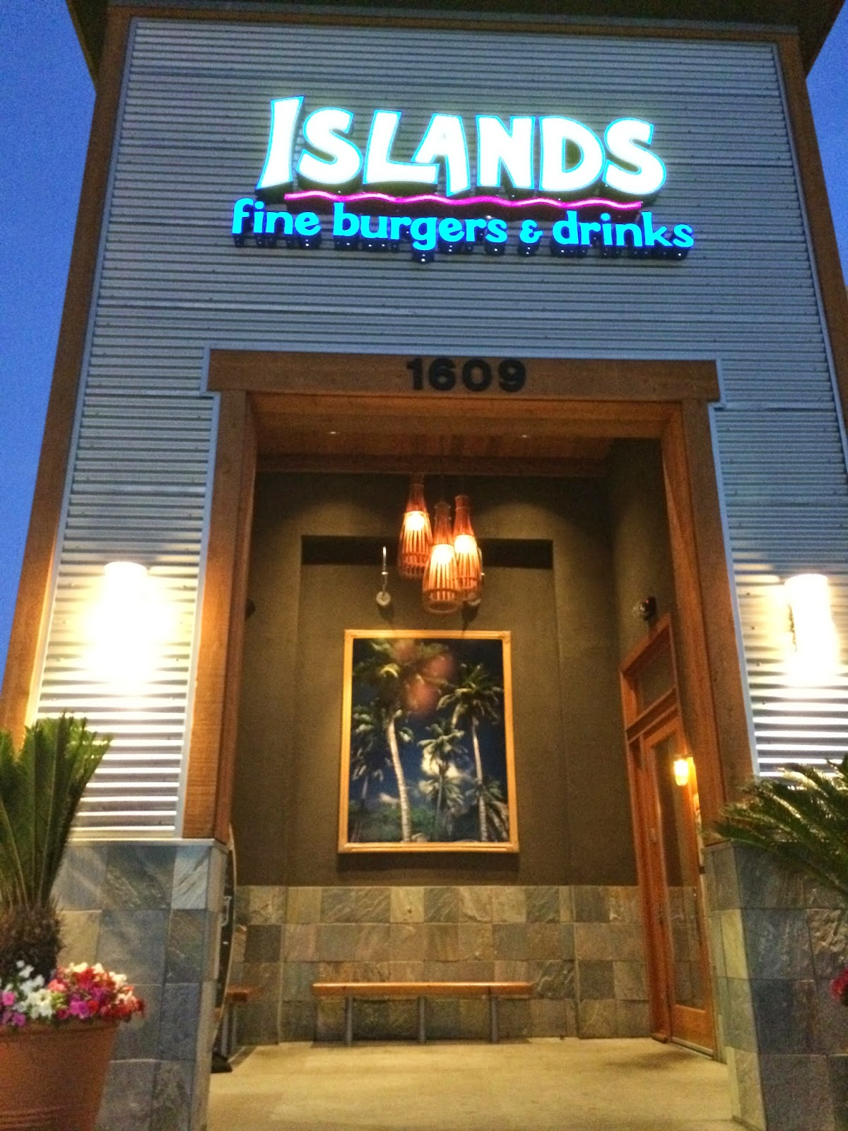Review giveaway islands summertime happy hour 50 for 50 s diner exterior