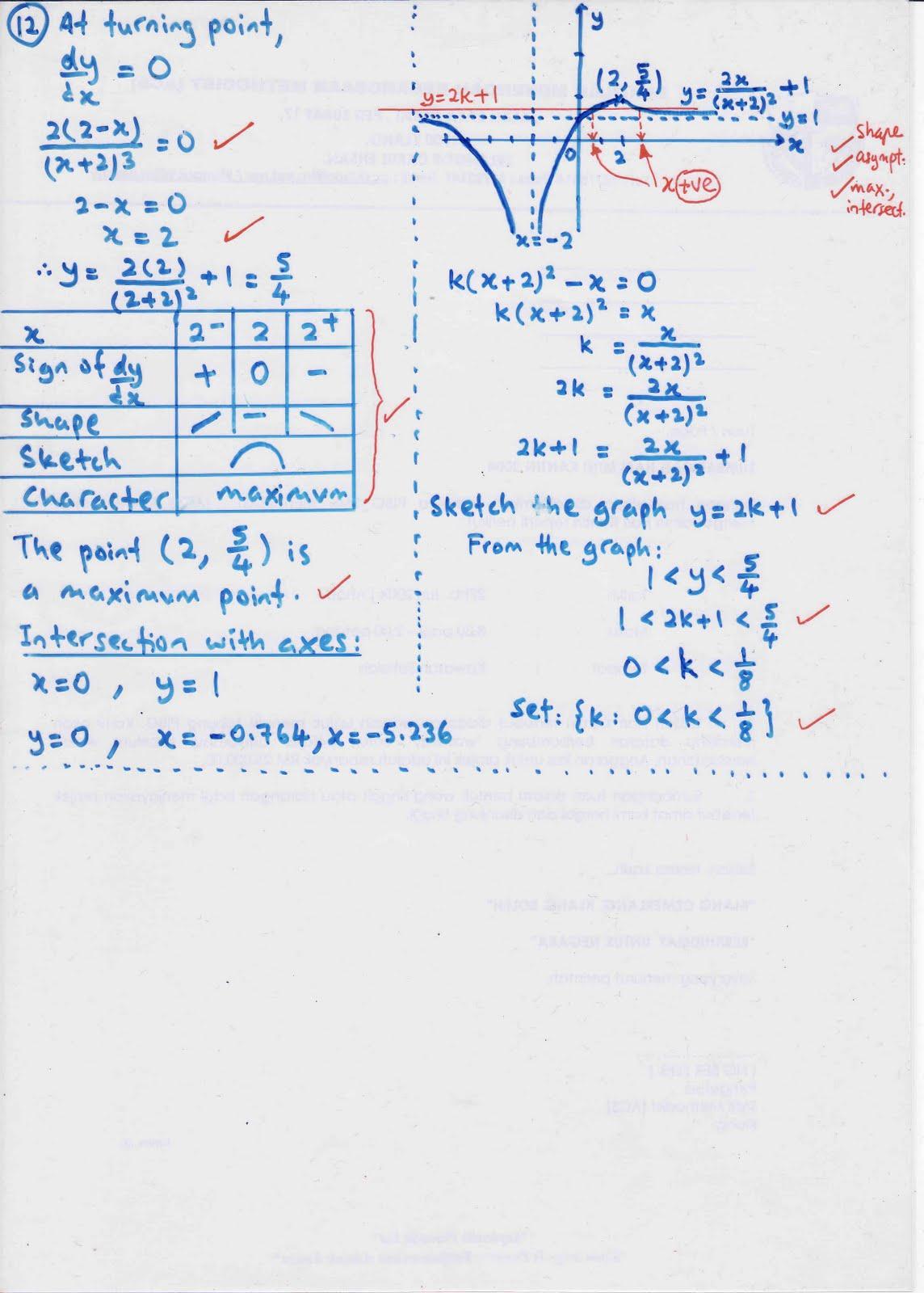 stpm 2012 kedah maths t trial Don't miss your chance to earn better grades and be a better writer kedah trial 2012 kedah | terengganu | pulau.