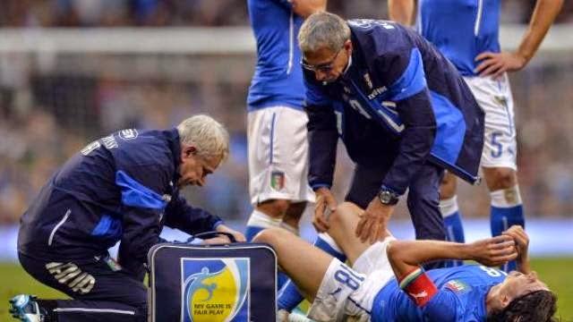 الاصابة تحرم مونتوليفو من المونديال