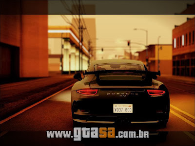 Smooth Realistic Graphics ENB 1.0 para GTA San Andreas
