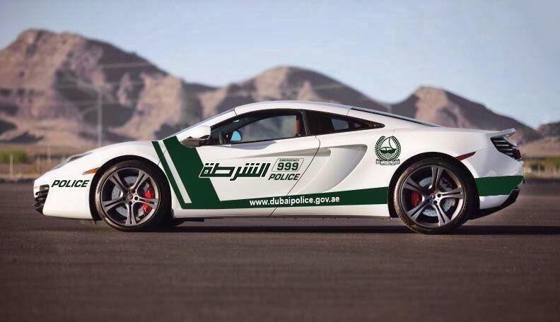 Fab Wheels Digest F W D Dubai Police Cars Fleet 2013
