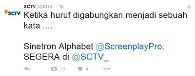 Sinetron Alphabet SCTV