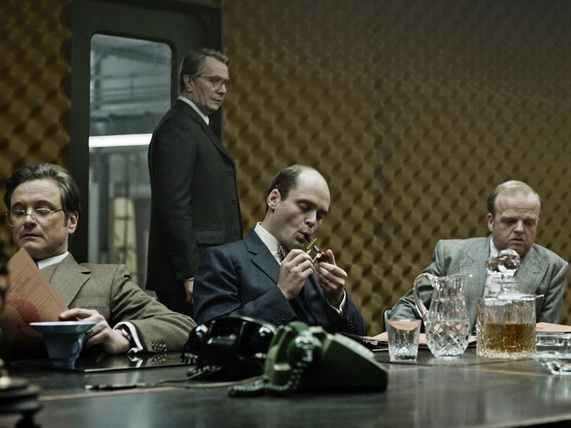 Tinker Tailor Soldier Spy, Photograph