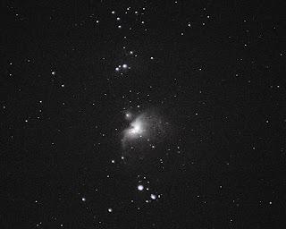 orion nebula canon t5i iso 6400
