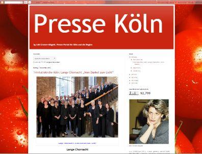Presse Köln