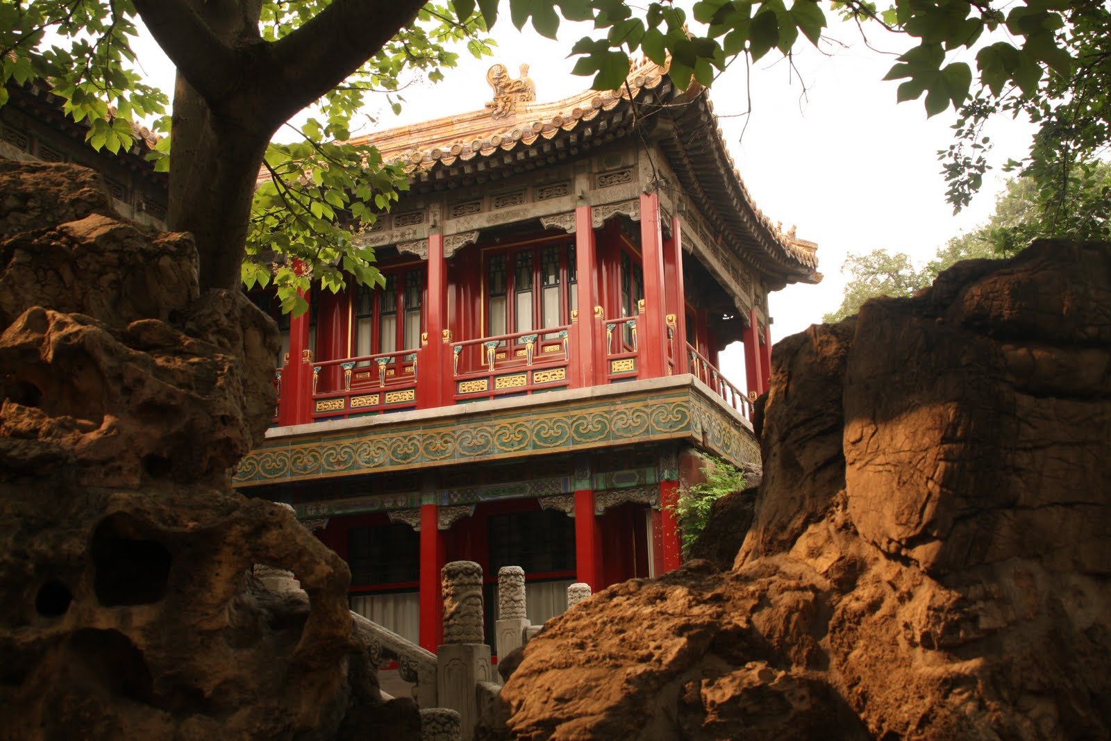 Pekin express for Jardin imperial chino