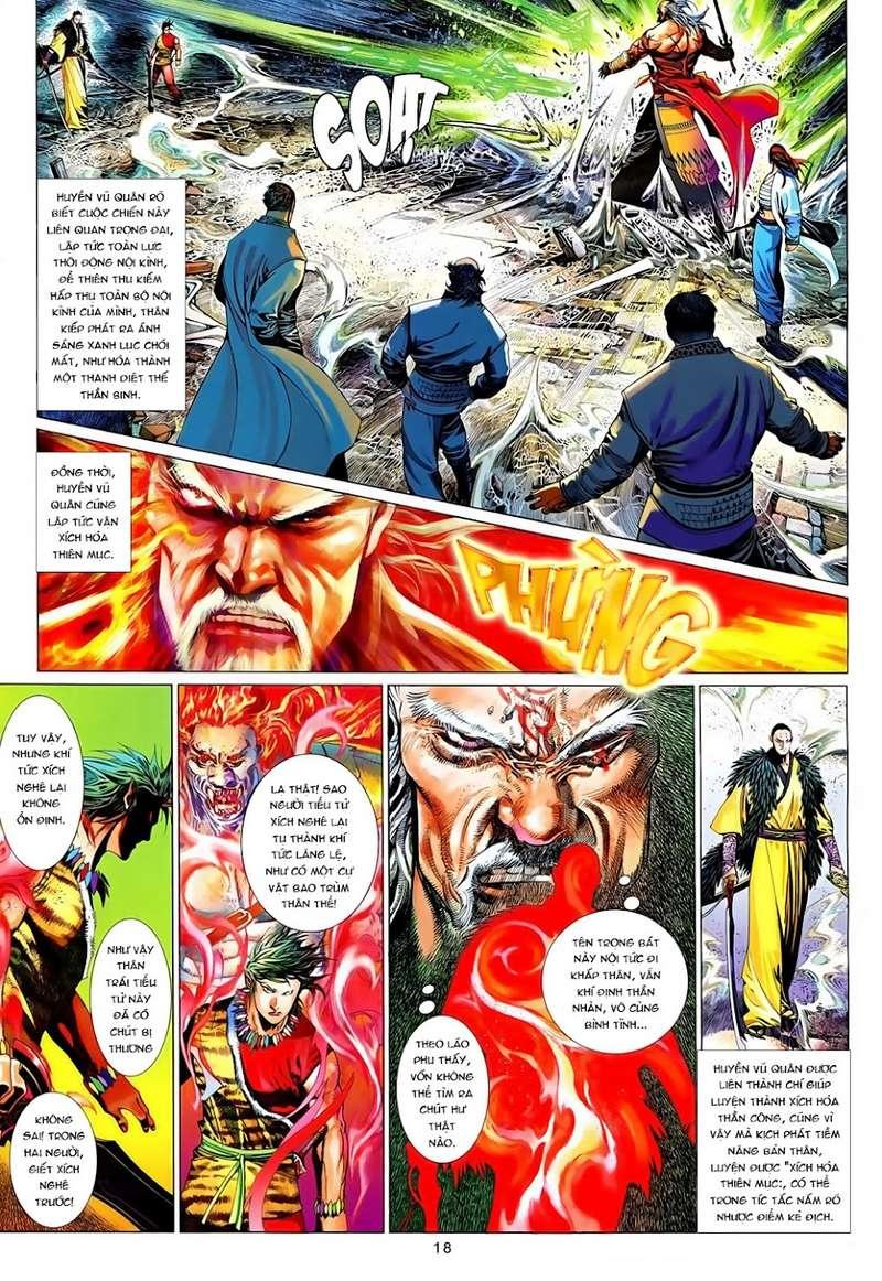 Phong Vân chap 629 Trang 18 - Mangak.info