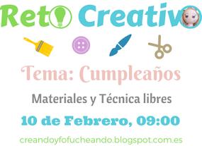 Cumple Blog Creando y Fofucheando