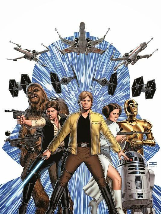 marvel new star wars