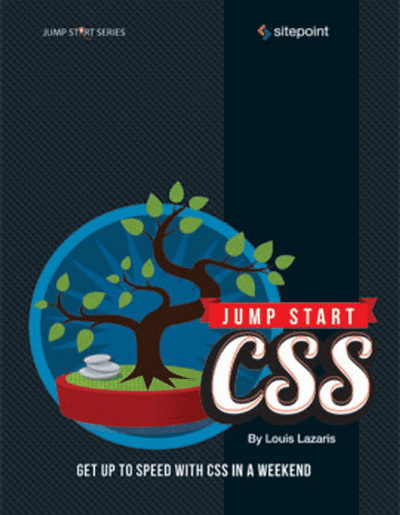 Jump Start CSS by sitepoint