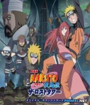 Tòa Tháp Bị Mất Full Trọn ... -  Naruto Shippuden Movie ...