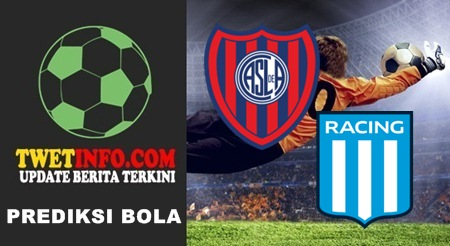 Prediksi San Lorenzo vs Racing Club, Argentina 21-09-2015
