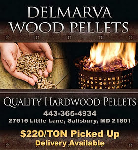 Stock Up On Wood Pellets 443-365-4934