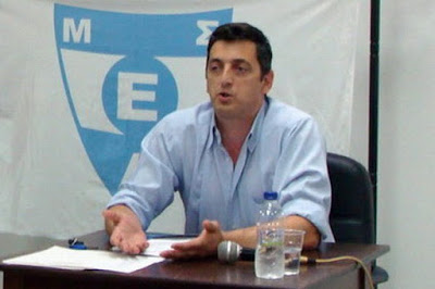 Παραιτήθηκε ο Πρόεδρος του Εθνικού Αλεξανδρούπολης