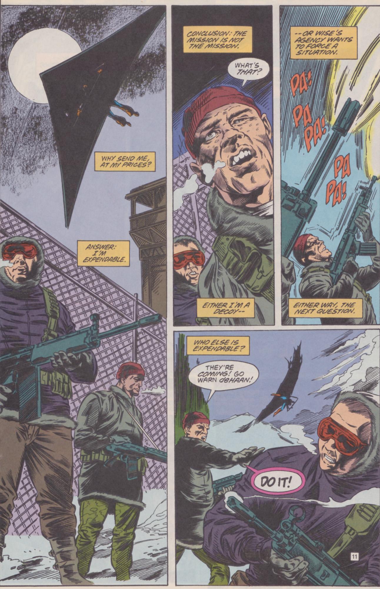 Deathstroke (1991) Issue #22 #27 - English 12