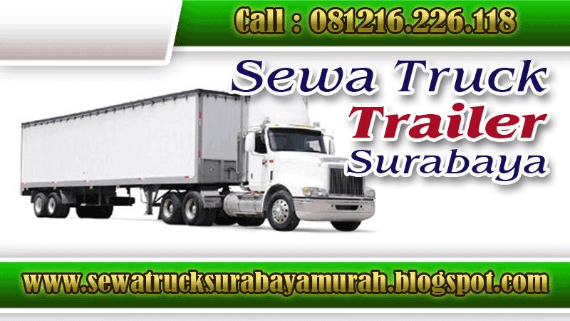Jasa Sewa Truck Trailer