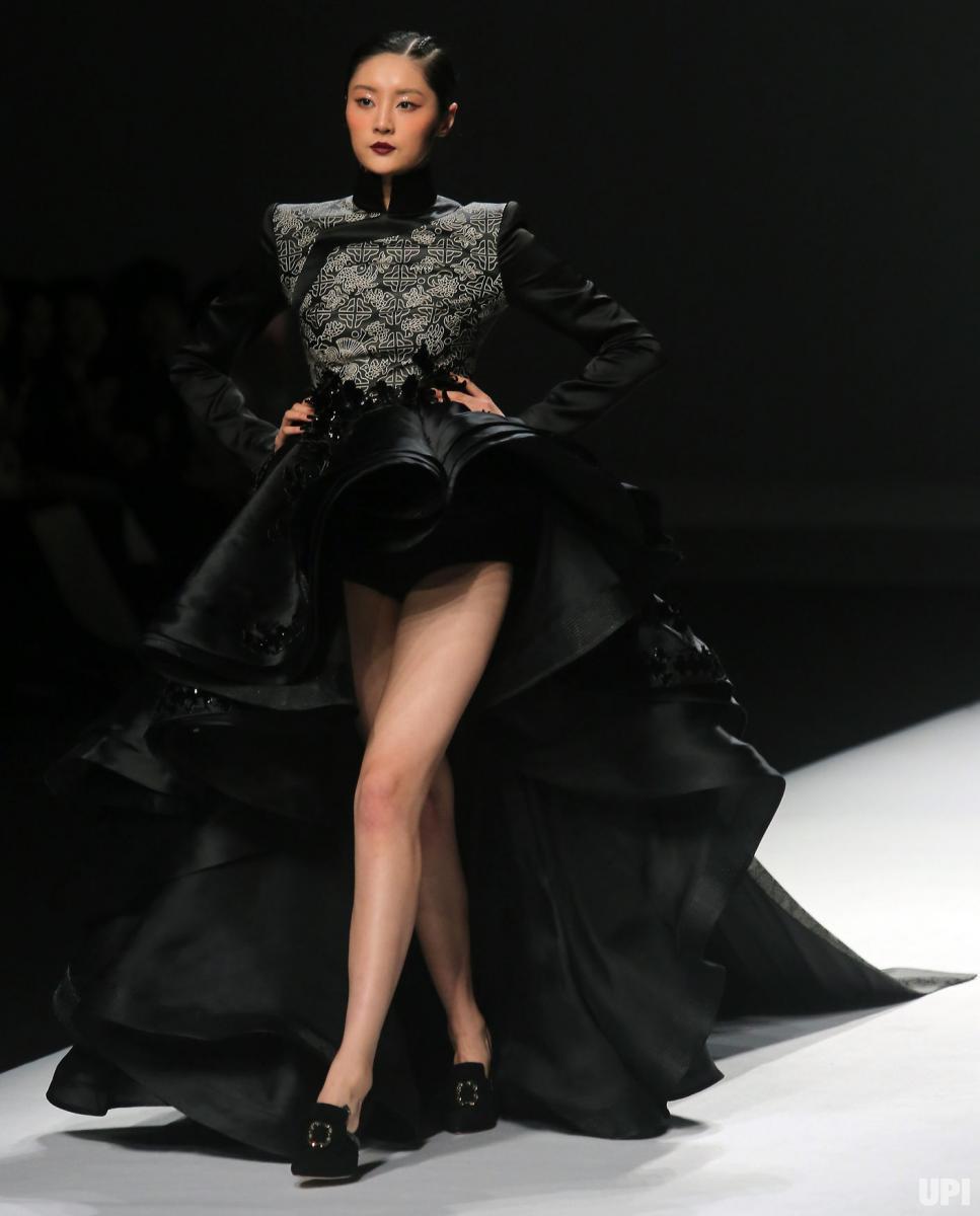 China fashion week in beijing 63