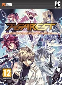 Agarest Generations of War PC Cover Box Art