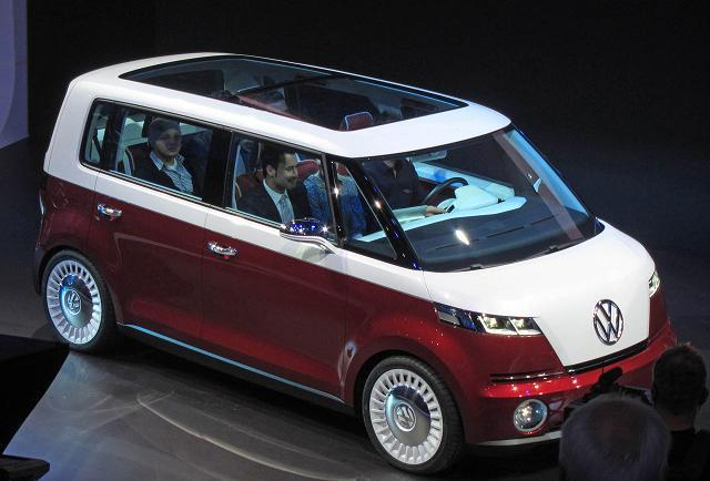 The original VW Bus is actually called Transporter 1 or T1 when it was