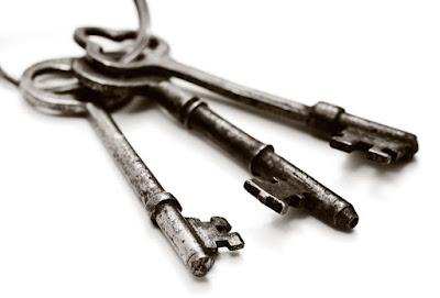 ¿Dónde se inventaron las llaves?