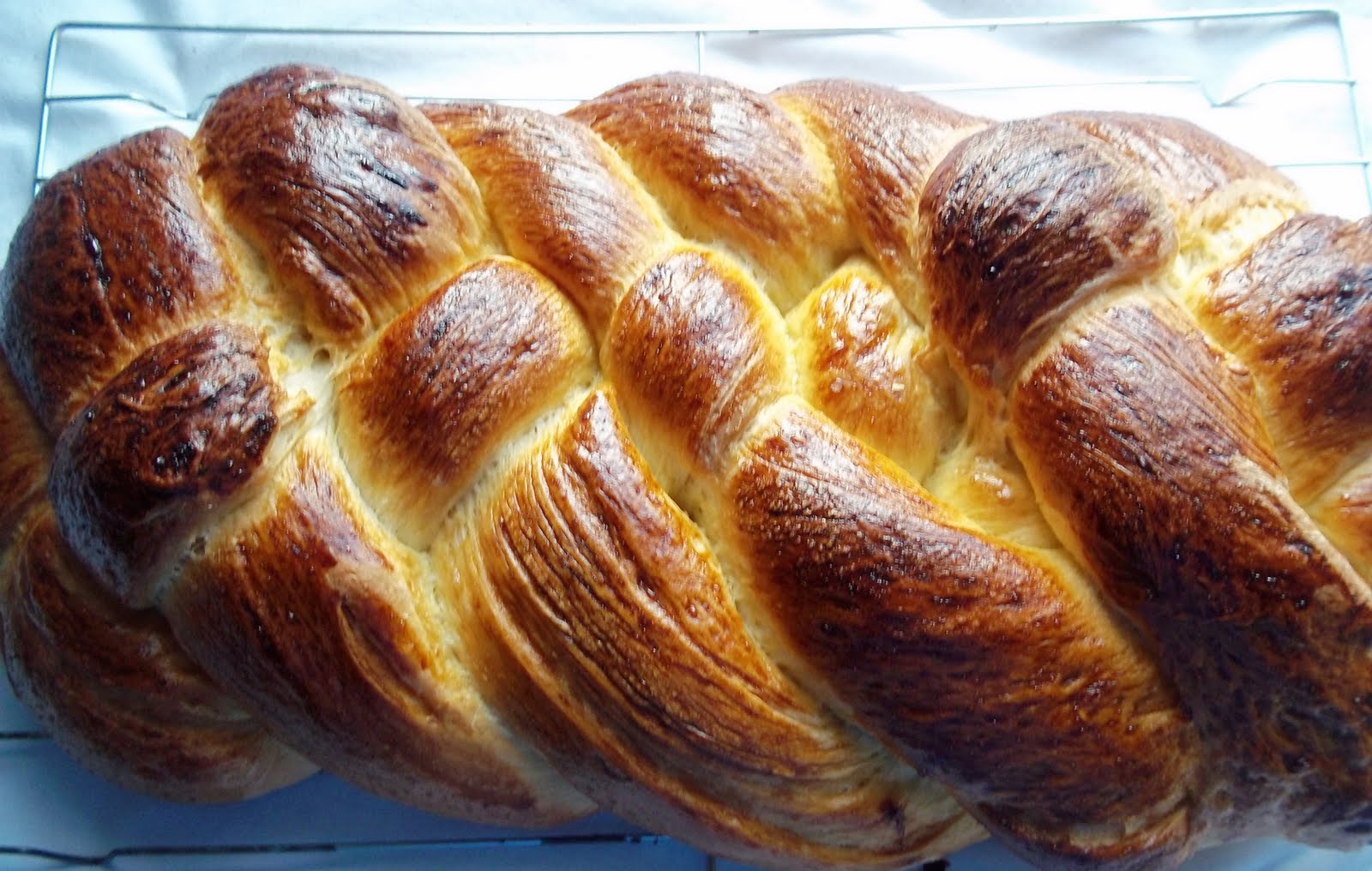 Sinful Sundays: challah bread