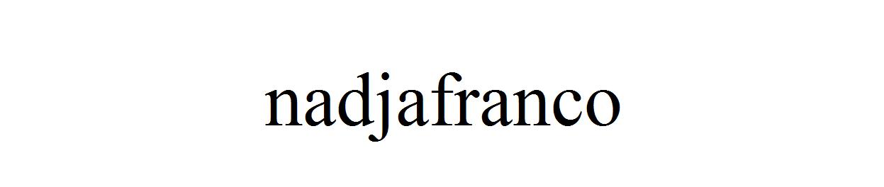 NADJA FRANCO