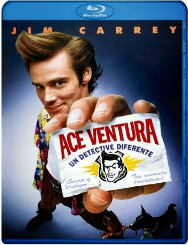 Ace Ventura Un detective diferente (1994) BRrip Full HD Dual