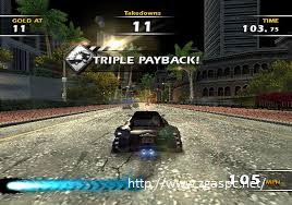 Free Download Game Burnout Dominator PS2 ISO Full Version ZGASPC