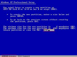 Cara+menginstal+windows+xp6 Langkah langkah Mudah Cara Menginstall Windows XP
