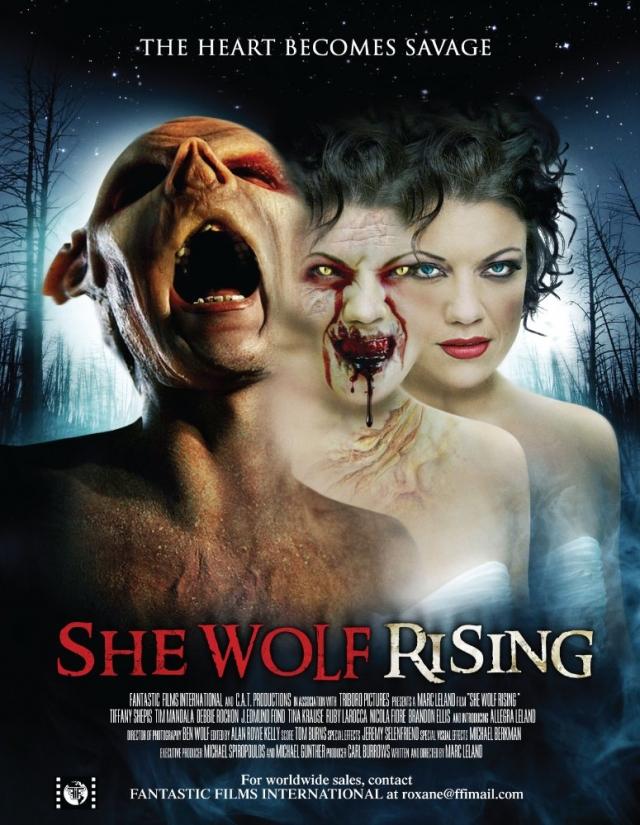 Người Sói Trỗi Dậy - She Wolf Rising (2016)