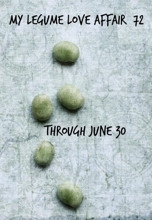 announcing my legume love affair #72