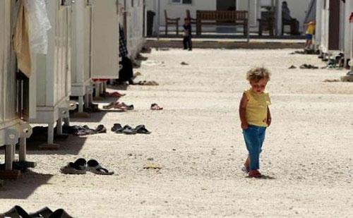 نظــرة عن كثب <<مخيم الزعتري>>