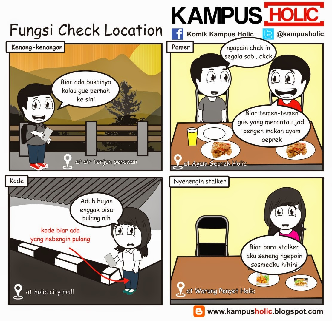 #756 Fungsi Check Location