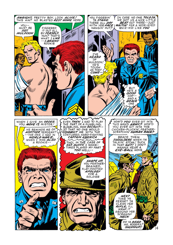 Captain America (1968) Issue #139 #53 - English 15